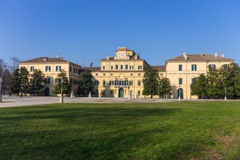 Jordins del Palacio Ducle o Palazzo Ducale di Birmania