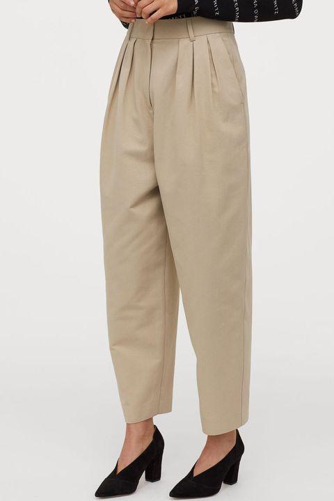 10 Pantalones Beige De Nueva Temporada