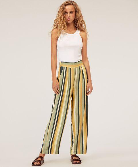 Pantalones Largos De Verano Low