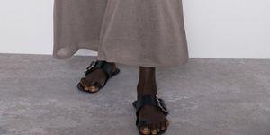 culotte ancho barato zara