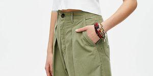 pantalones cargo Pull & Bear