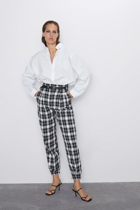 Pantalones De Cuadros Para Toda Fashionista
