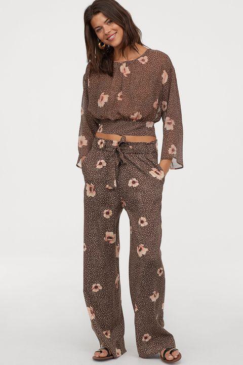 distribuidor mayorista 306d5 9a59a Estos 7 pantalones 'palazzo' de H&M visten más que cualquier ...