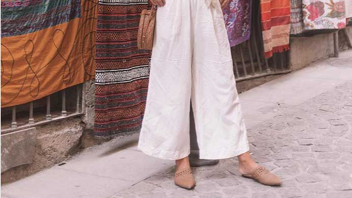 45a5ec4add8 Estos 8 pantalones (palazzo