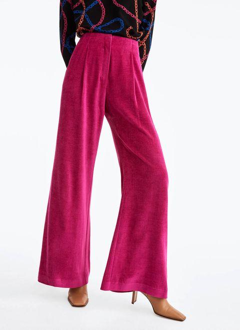 Estos Pantalones Palazzo Estilizan