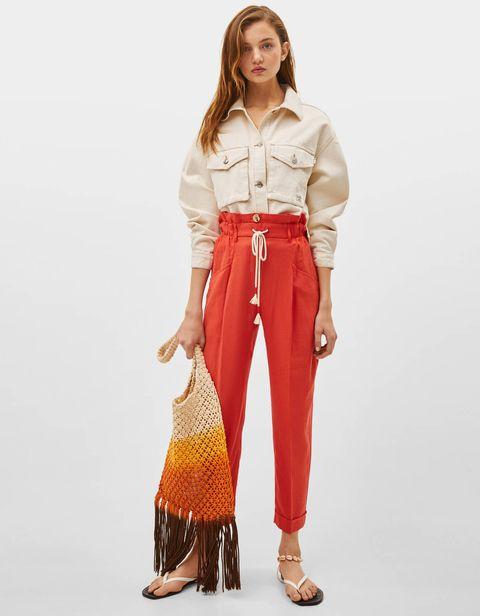 10 Pantalones Tobilleros De Bershka Que Estilizan Aunque Los Lleves Sin Tacones