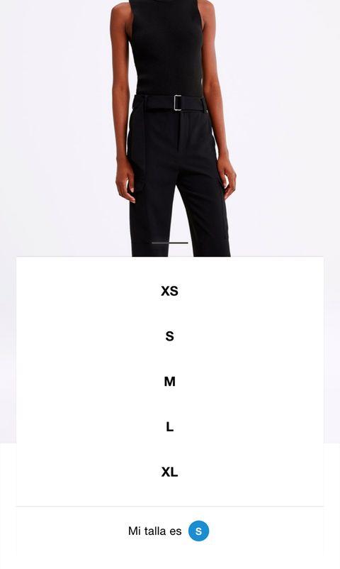 El Problema De Tallas De Zara Se Extiende Tambien A Sus Pantalones