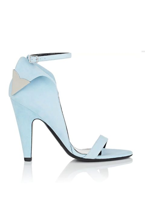 Footwear, High heels, Blue, Turquoise, Shoe, Sandal, Basic pump, Slingback, Court shoe, Leg,