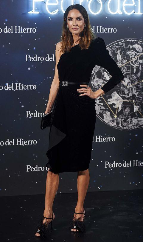 Pedro del Hierro front row Mercedes-Benz Fashion Week Madrid