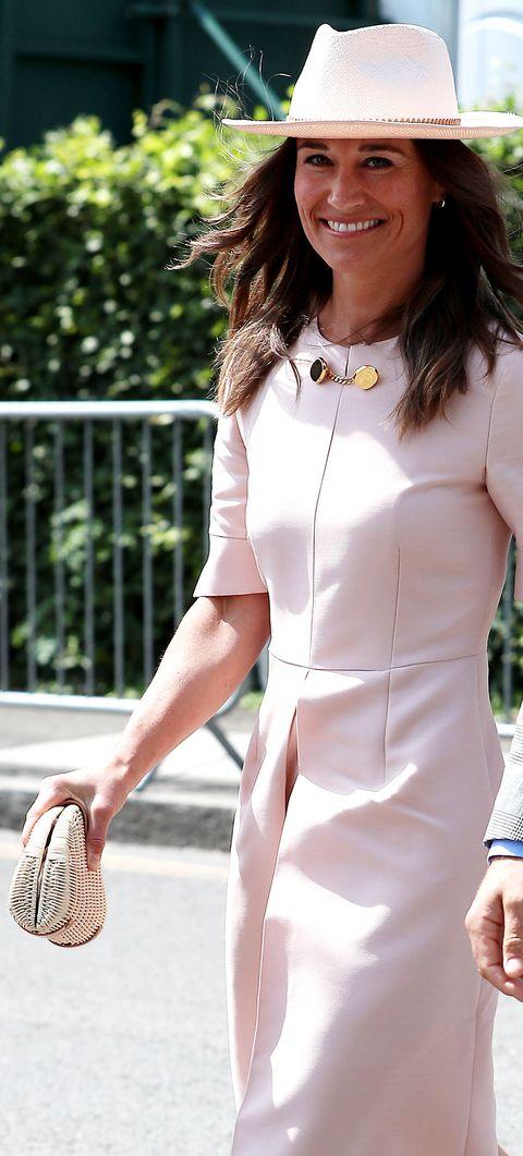 Looks para ir a la oficina de Pippa Middleton - Galería en