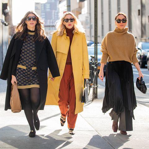 Street Style New York Fashion Week elle.es