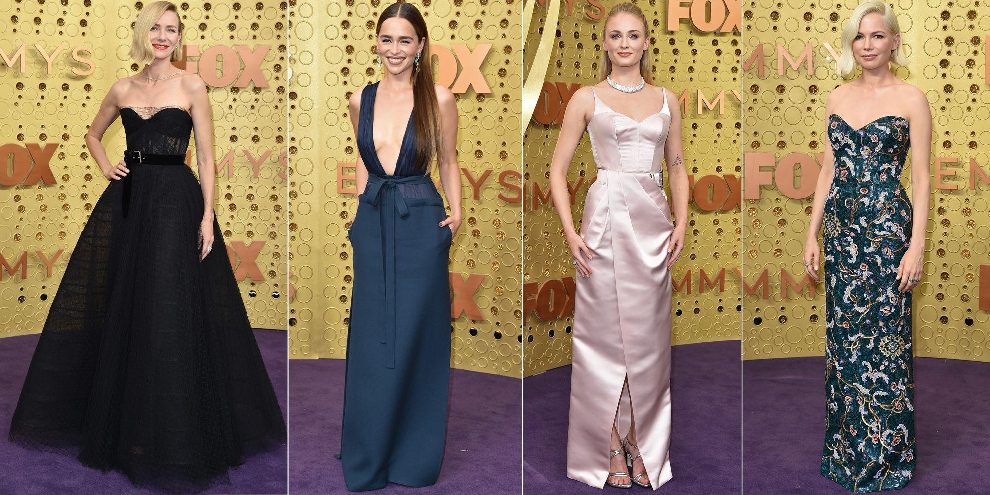 Los mejores looks de los Premios Emmy 2019