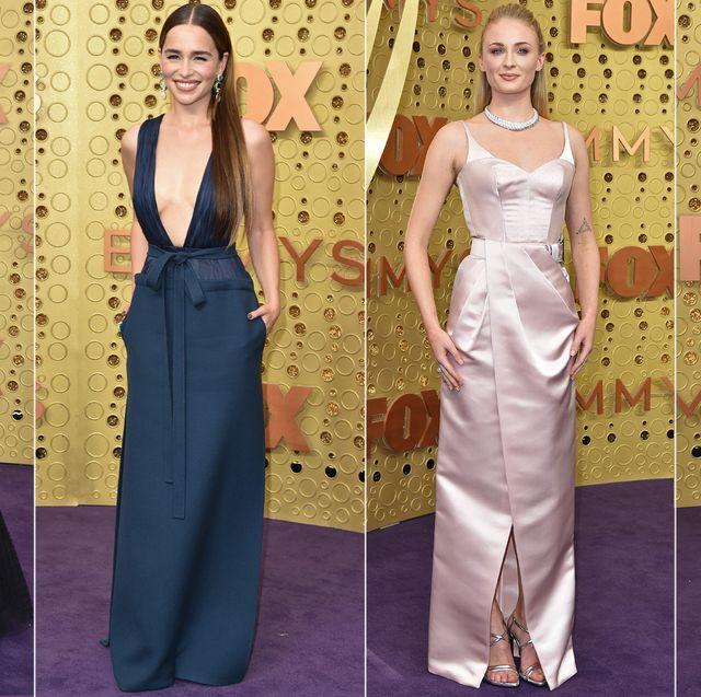 Premios Emmy 2019 Los Mejores Looks Y Los Vestidos Más