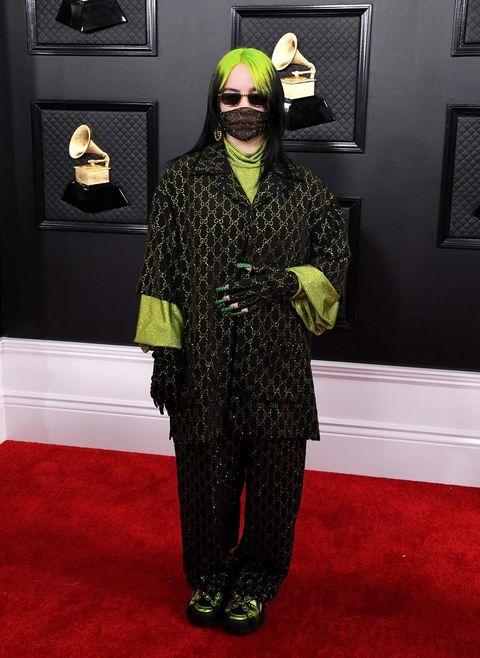 Grammy 2020 la alfombra roja