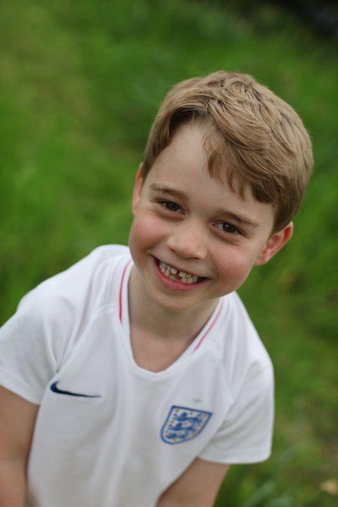 príncipe George 6 cumpleaños fotos Kate Middleton