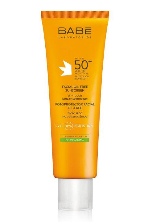 Protector solar SPF50