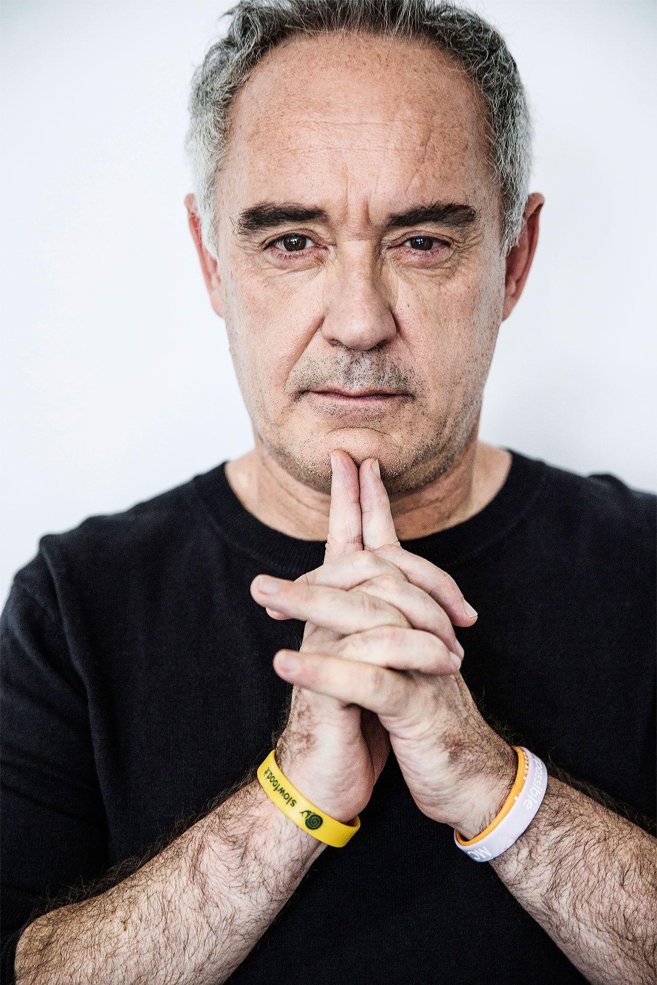 Ferran Adrià está compartiendo las recetas fáciles, rápidas y económicas que comía el equipo de El Bulli