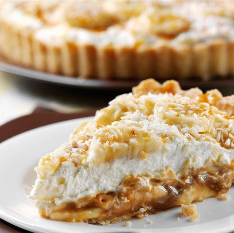 Dish, Food, Cuisine, Dessert, Baked goods, Ingredient, Butter pie, Cream pie, Chess pie, Pie,