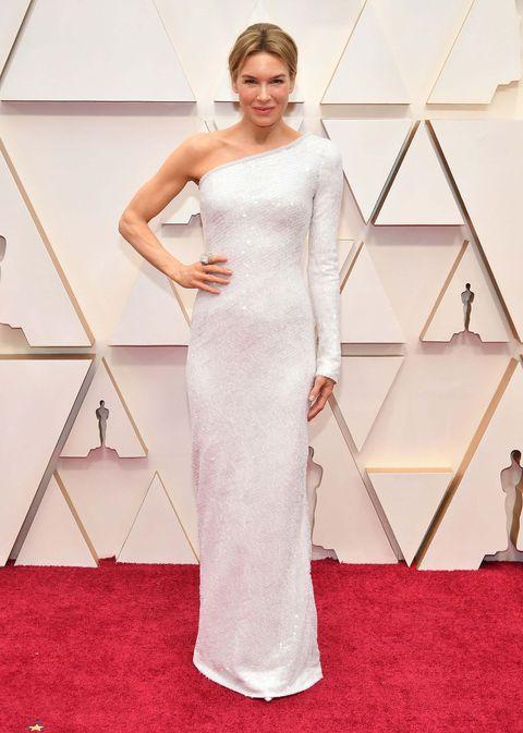 Renée Zellweger,Premios Oscar 2020. Foto: Getty Images