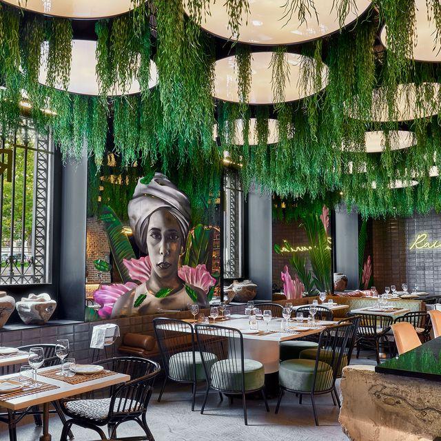 Restaurantes Con Una Decoración Bonita Que Arrasan En Instagram