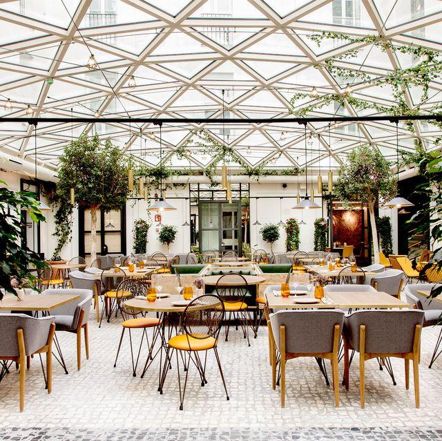 Los Nuevos Restaurantes De Moda En Madrid