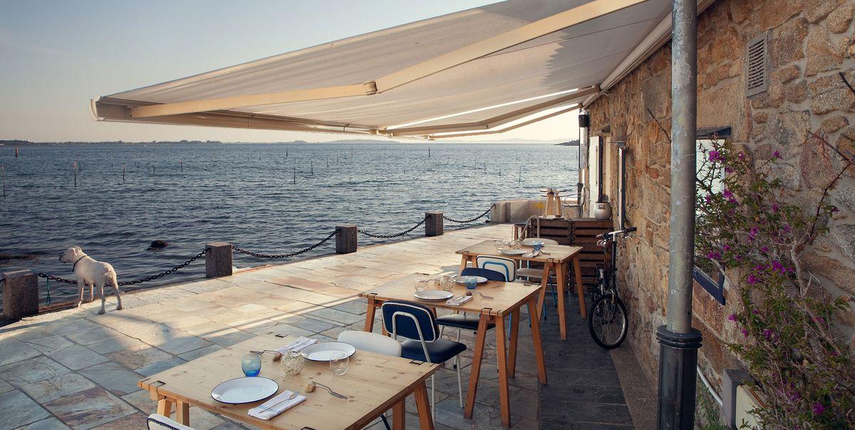 Los Restaurantes De Las Rías Baixas En Los Que Comer Es Un Placer