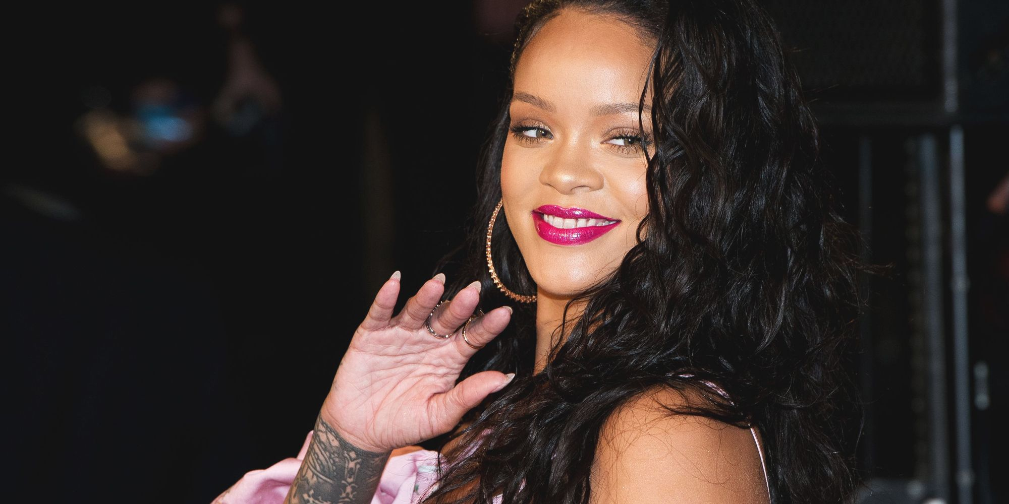 Rihanna Just Shared the Next Fenty Launch, and the Internet Cant Handle It images