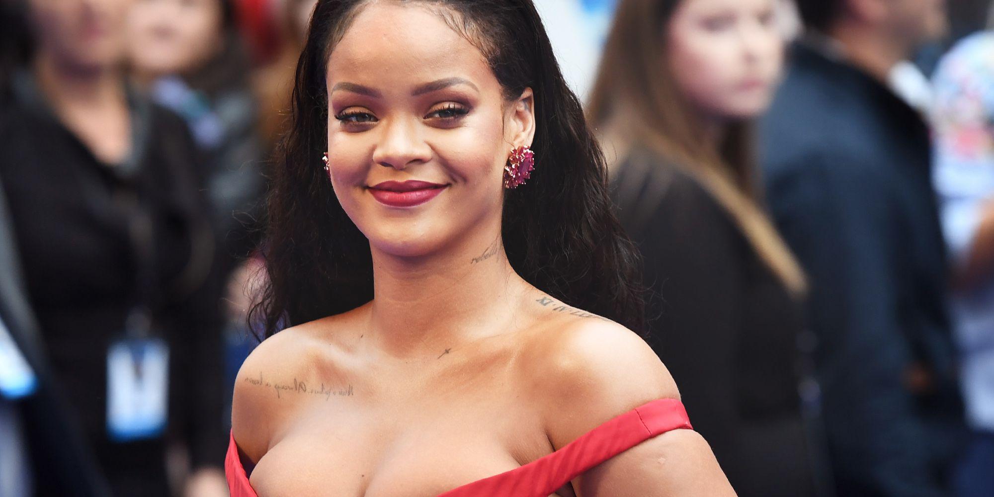 Rihanna Lingerie Launch Date