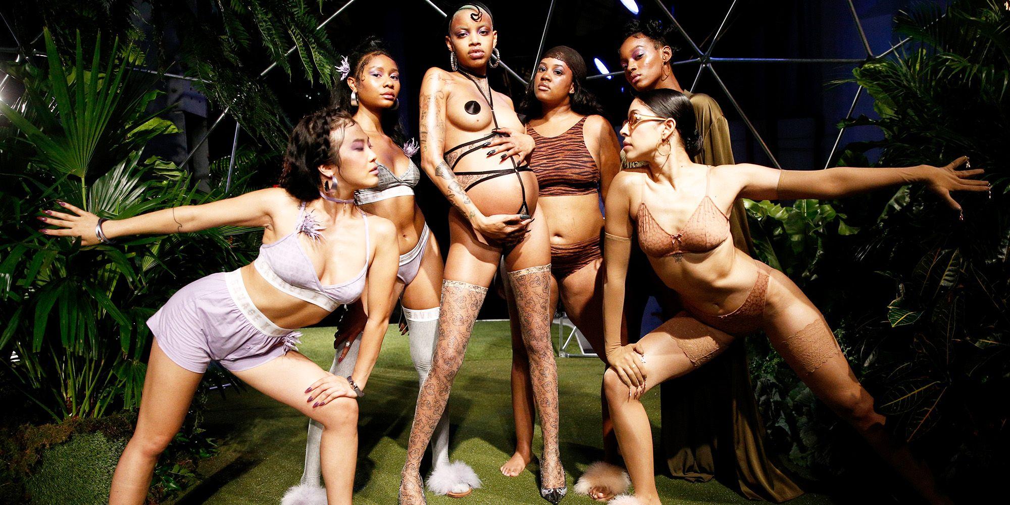 Image result for Rihanna's Savage x Fenty