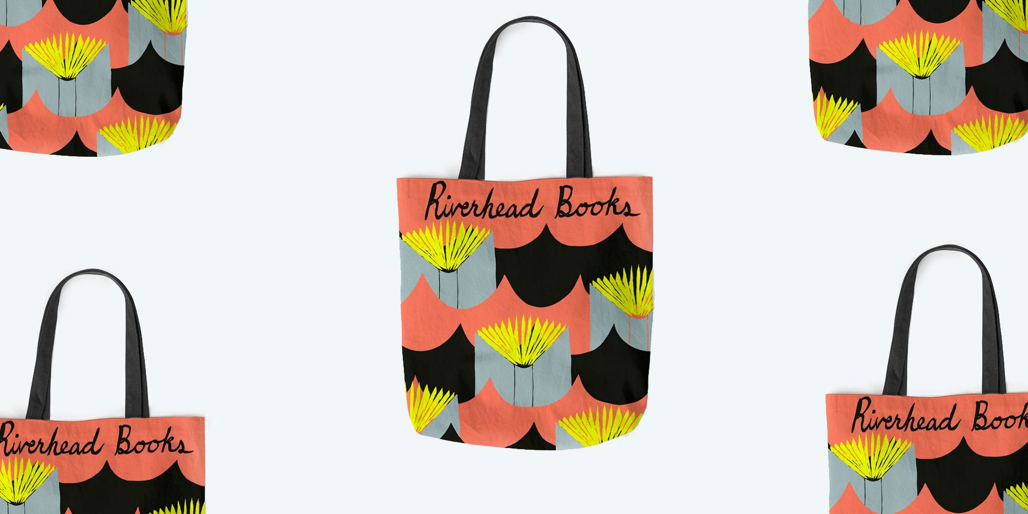 Riverhead Tote Bag Design