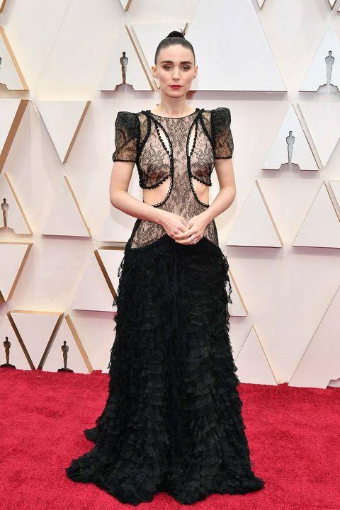 Rooney Mara, Premios Oscar 2020. Foto: Getty Images