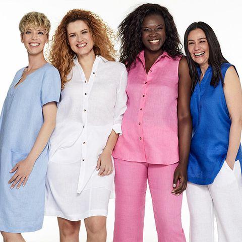 ropa mujer el corte inglés tendencia empleadas tallas