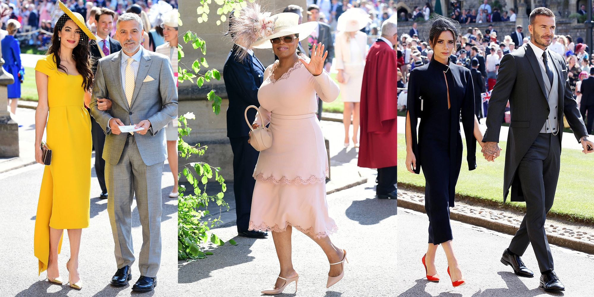 all celebrities at royal wedding celeb meghan markle prince harry wedding guests meghan markle prince harry wedding guests