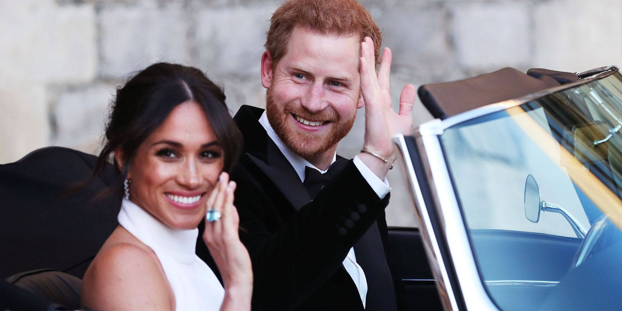 Best Gossip About What Happened Inside Private Royal Wedding