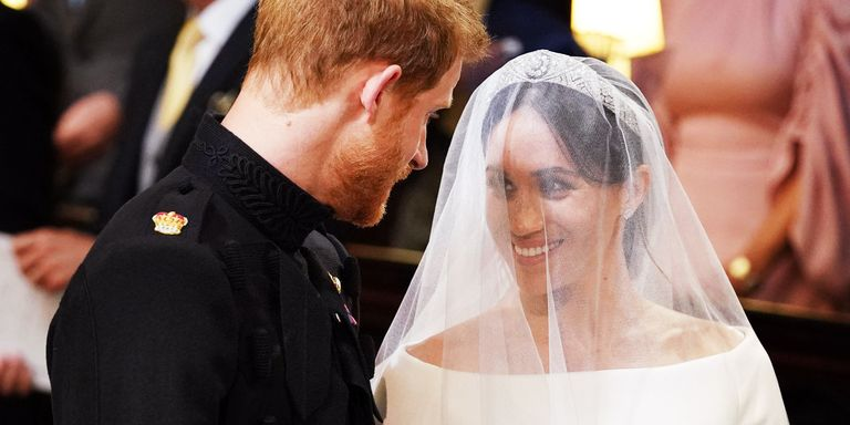 Prince Harry and Meghan Markle\'s Vows From the Royal Wedding - Harry ...
