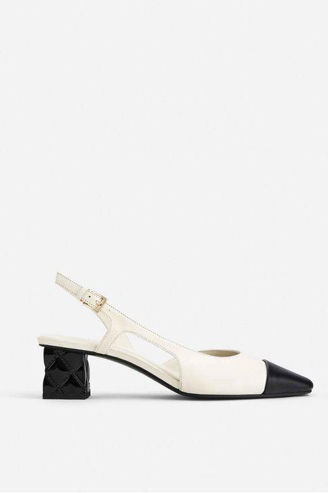 zapatos novia tacon bajo uterque
