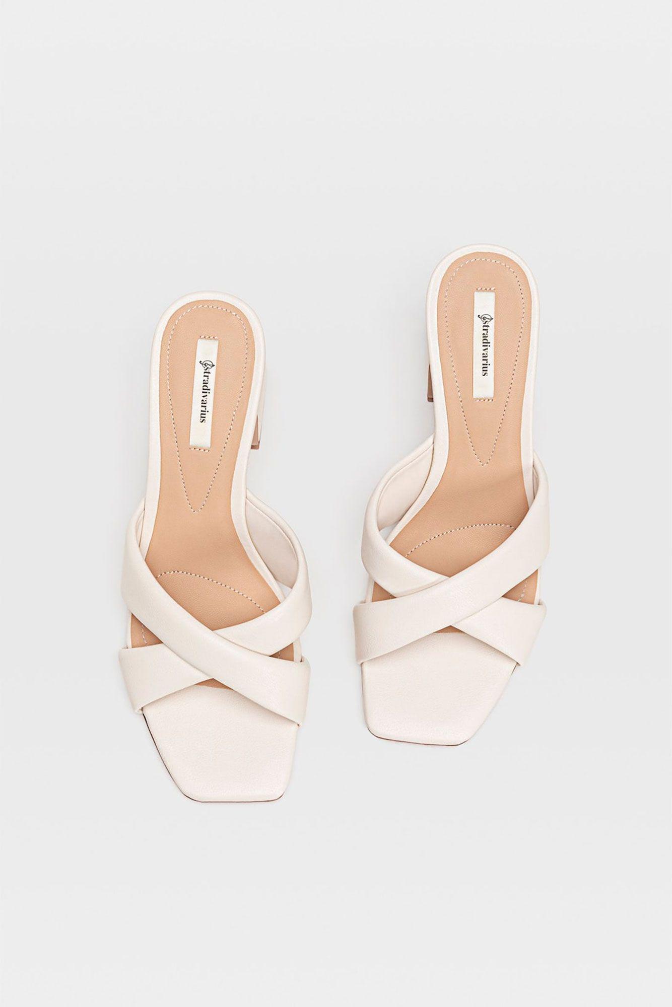 neumonía recibir Fundación  Cualquier prenda sienta bien con estas sandalias de Stradivarius