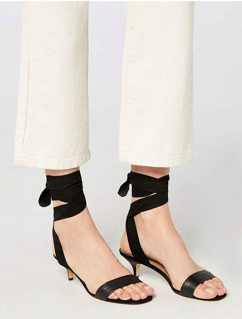 estilo atractivo nuevo estilo los recién llegados Las sandalias con tacón bajo de Amazon Find espectaculares y ...
