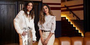 Sara Carbonero y Nuria Roca entrevista vídeo Elle