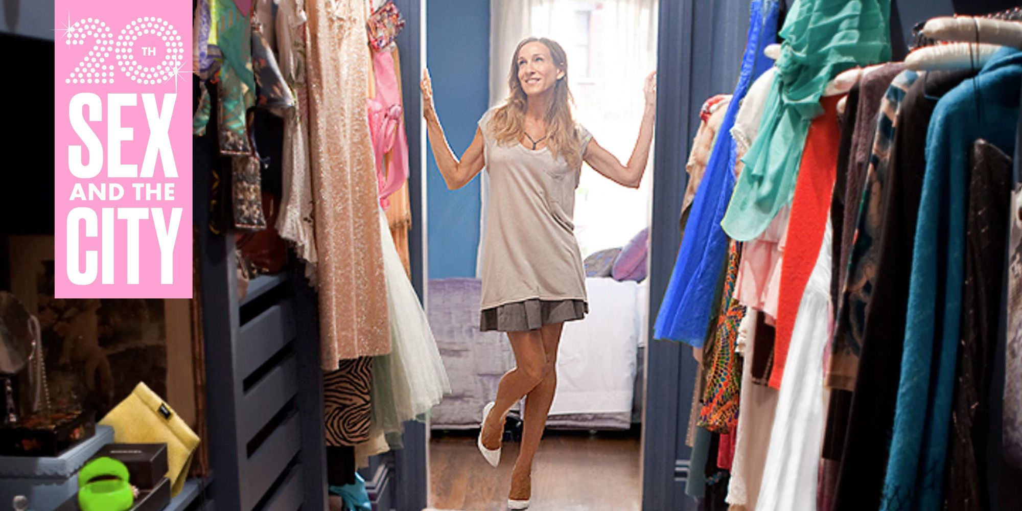 How Much Does It Cost To Dress Carrie Bradshaw Cost Of Satc Fashion Wardrobe