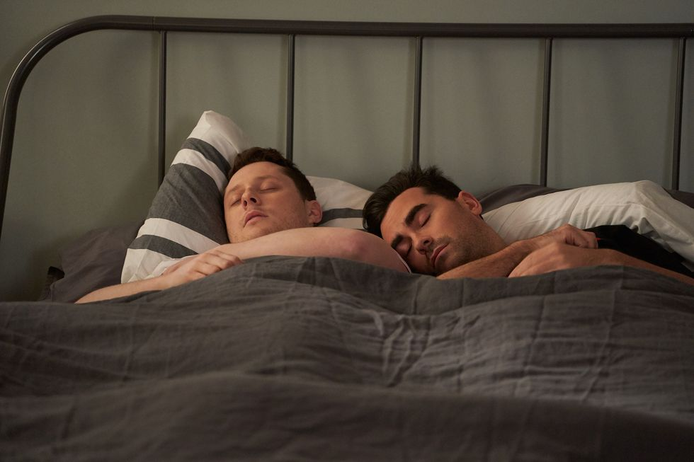 Schitt's Creek and Confronting Bed-Wetting with Comedy