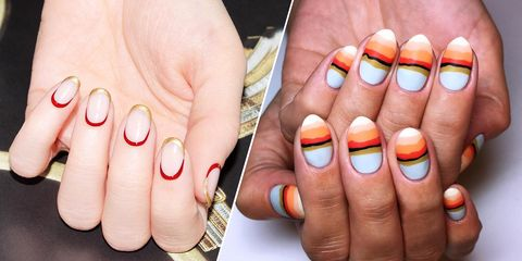 Seasonal Nails - 15 Best Thanksgiving Nail Art Designs For 2017 - Thanksgiving