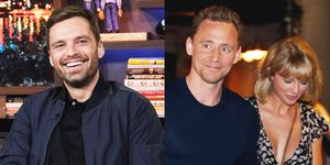 Sebastian Stan roasts Tom Hiddleston