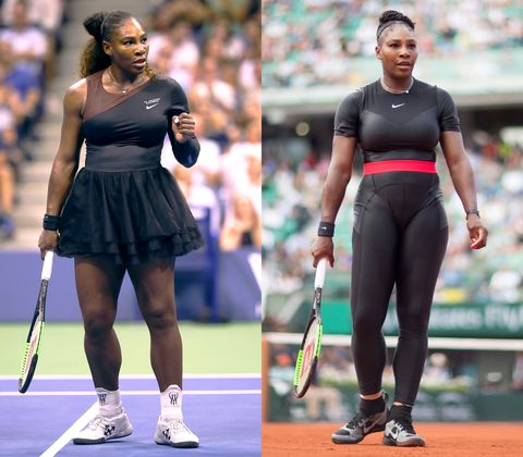 4758ad9e3 Serena Williams's Tennis Outfits Defy the Sexist, Racist Norms ...