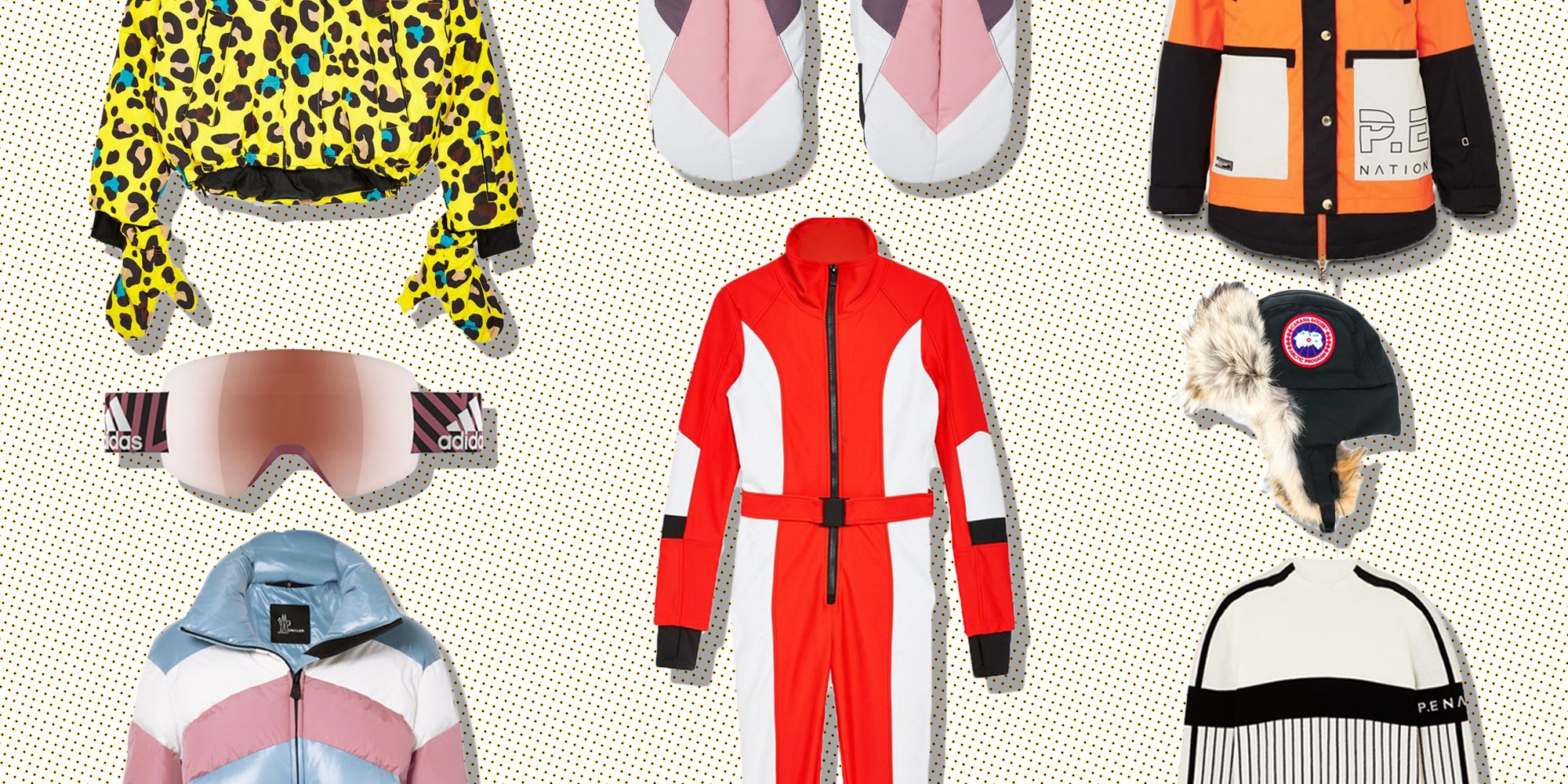 The Best Skiwear For Conquering The Slopes In Style