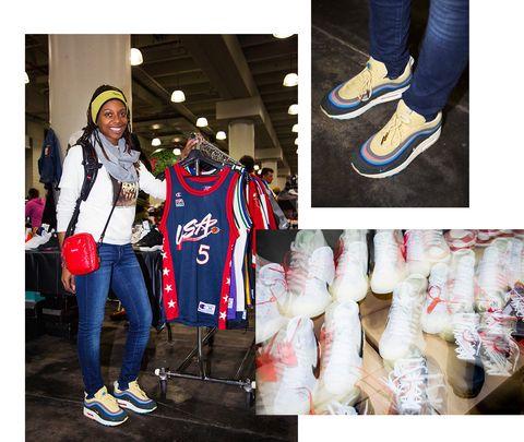 384734213 Meet 12 Women of SneakerCon- Female Sneakerheads Sound Off on Being ...