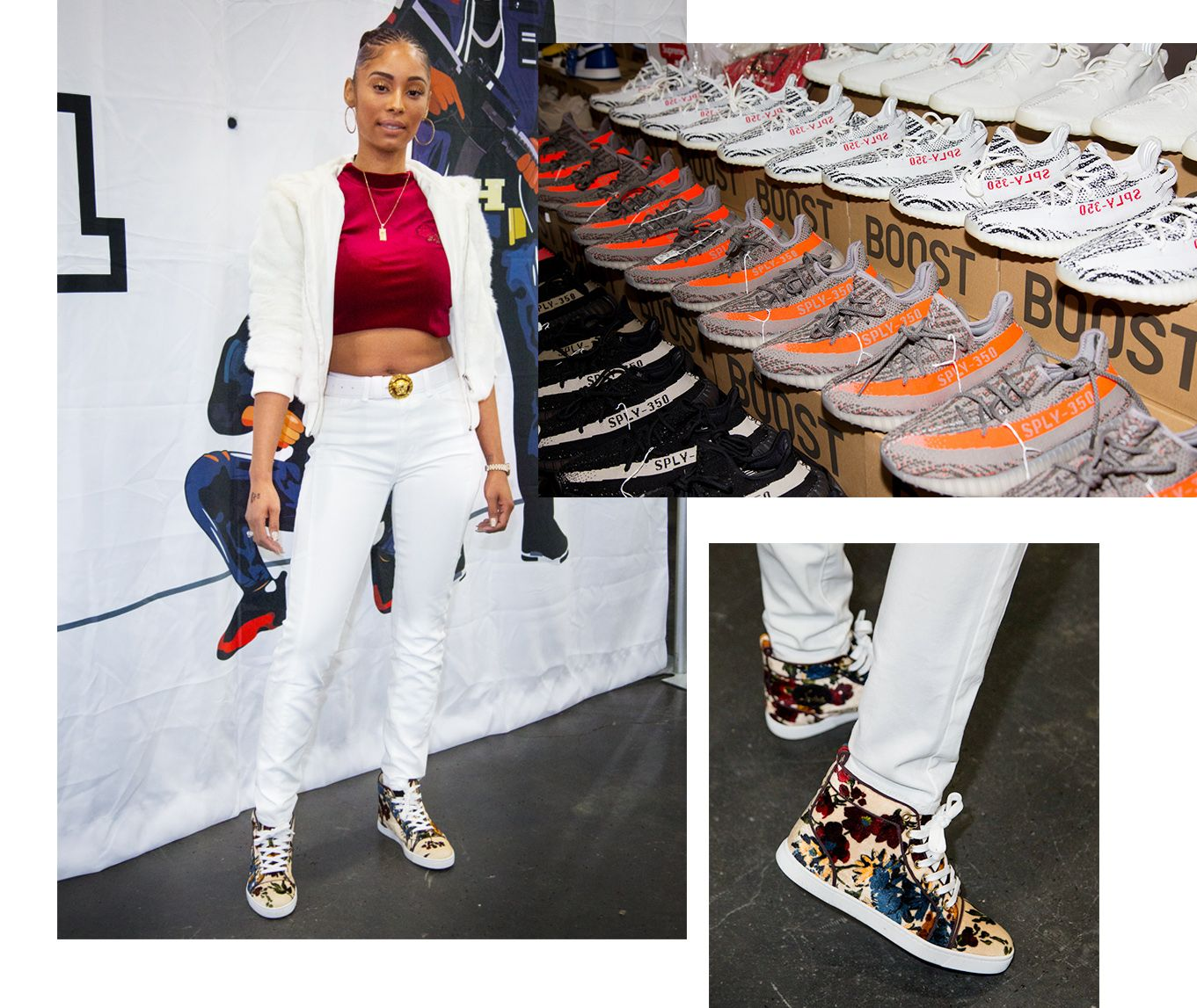 Female Sneakerheads