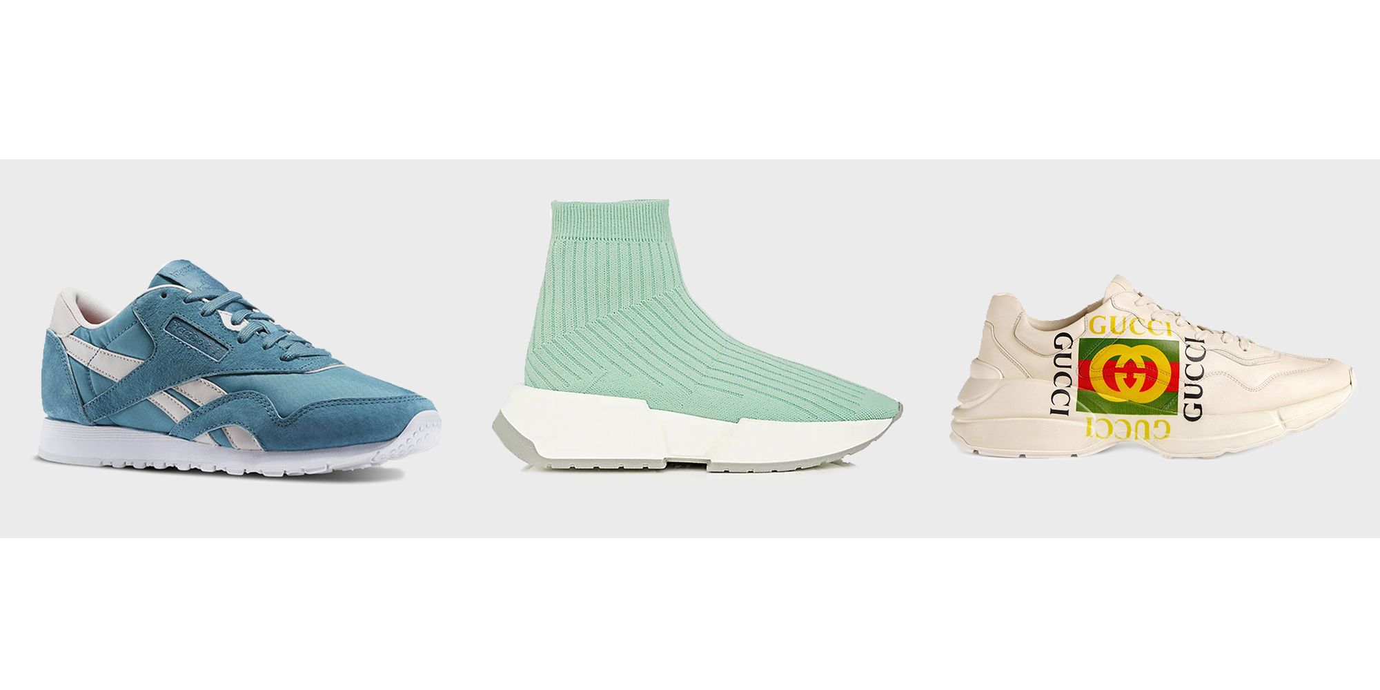 6 Sneaker Trends That Are Still Worth