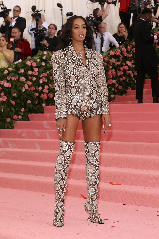 Solange Knowles Gala MET 2019