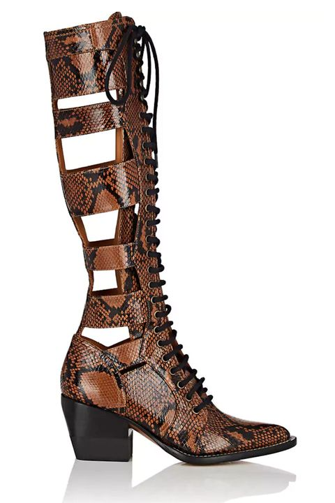 Footwear, Boot, High heels, Brown, Shoe, Tan, Knee-high boot, Durango boot, Riding boot, Cowboy boot,
